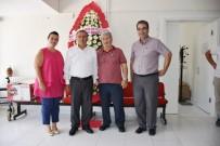 AİLE HEKİMLİĞİ - Bigadiç'te Başkan Avcu Aile Hekimlerini Ziyaret Etti