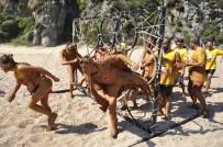 KILYOS - Bin Kişi Kilyos'da BATAÇIKA Yarışacak