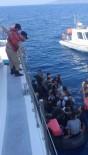 Botla Ölüm Yolculuğuna Çıkan 31 Göçmen Yakalandı