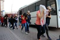 ÖZEL GÜVENLİK GÖREVLİSİ - Bylock Operasyonunda Gözaltına Alınan 20 Kişi Adliyeye Çıkarıldı