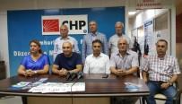 MAHMUT TANAL - CHP Genel Başkanı Kılıçdaroğlu Düzce'ye Gelecek