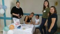 HASTANE YÖNETİMİ - Çocuklara Yüz Boyama Etkinliği