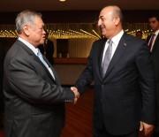 SRI LANKA - Dişişleri Bakanı Çavuşoğlu, Filipinler'de