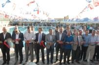 SAYGI DURUŞU - Dulkadiroğlu'nda Yarı Olimpik Yüzme Havuzu Açılışı