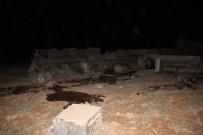 Elazığ'da Yük Treni Devrildi Açıklaması2 Ölü