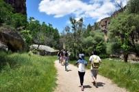 MUSTAFA DOĞAN - Ihlara Vadisi Turistlerin İlgi Odağı