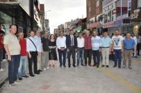 ALINUR AKTAŞ - İnegöl Heyeti Festival İçin Doğubayazıt'ta