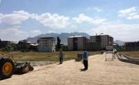 YOL YAPIMI - İpekyolu Belediyesinden Yol Yapım Çalışması
