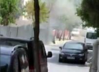 İKITELLI - İstanbul'daki patlama kamerada