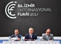 RUSYA BÜYÜKELÇİSİ - İzmir Enternasyonel Fuarı 86. Kez Kapılarını Açıyor