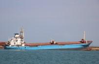 KARGO GEMİSİ - Karaya Oturan Gemi Mahkeme Kararını Bekliyor