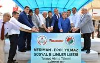 HAYIRSEVER İŞ ADAMI - Kepez'e Sosyal Bilimler Lisesi