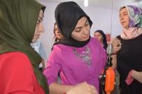 AHMET ODABAŞ - Kızıltepeli Kadınlar Telkari'yi Yaşatacak