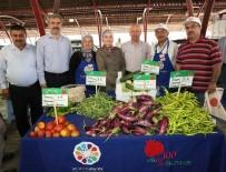 ORGANIK TARıM - Kocasinan'da Yüzde 100 Organik Pazar Açılıyor