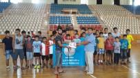 HÜSAMETTIN ÇETINKAYA - Kumluca Yaz Spor Okulları