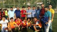 ULU CAMİİ - Kuran Kurslararası Futbol Turnuvası Sona Erdi