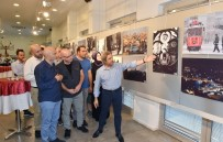 AHMET MISBAH DEMIRCAN - Kursiyerlerin Gözünden 'Beyoğlu Fotoğraf Sergisi' Açıldı