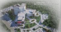 Lüleburgazdevlet Hastanesi İnşaatı Devam Ediyor