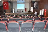 Mardin SGK'dan Stajyer Öğrenciler İçin Seminer