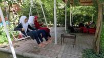 Mardin Valiliği'nden Suriyeli Mültecilerle Piknik