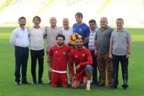 ANKARAGÜCÜ - MASTÖB'den Evkur Yeni Malatyaspor'a TSYD Turnuvası Öncesi Moral Ziyareti