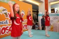 RESIM SERGISI - Melikgazi Çocuk Meclisi Yaz Okulu Etkinliği Yaptı