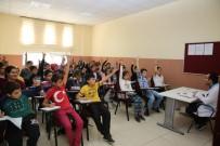 FEN BILGISI - Melikgazi'de Ortaöğretim Kursları Başladı