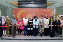 MINYATÜR - Meram'da Filografi Sergisi Açıldı