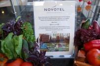 ŞEKER HASTASı - Novotel Misafirlerine Organik Bahçe Hizmeti Sunuyor