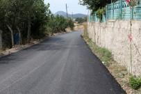 İSMAIL ÇETIN - Pamukova'da 7 Mahalleye Daha Sıcak Asfalt