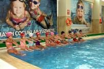 YÜZME KURSU - Salihli'de Çocuklar Yüzme Öğrenecek