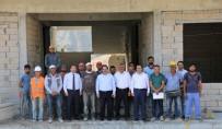 MEHMET NEBI KAYA - Sarıyar Köyüne Yeni Okul Yapılıyor