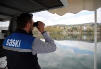 KAÇAK YAPILAŞMA - SASKİ, Sapanca Gölü'nün Korunmasına Yönelik Çalışmalarını Sürdürüyor