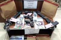 SİLAHLI ÇATIŞMA - Şehir Magandaları Kıskıvrak Yakalandı