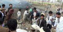 HAVA SALDIRISI - Suudi Arabistan'dan Yemen'e 'Cuma Bombası'