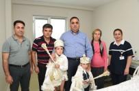 MEDICAL PARK HASTANESI - Tarsus'ta Çocuklar Sünnet Ettiriliyor