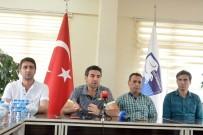MEHMET SEKMEN - Teknik Direktör Osman Özköylü Açıklaması 'Güçlü Ekibimizle Ligde Başarılı Olacağız'