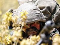 KESKİN NİŞANCI - Terör örgütü PKK'ya son bir haftada ağır darbe