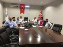 MURAT ERÇİN - TOBB Tarafından Yürütülen '81 İle 81 Akademik Danışman Projesi' Mardin'de Görüşüldü