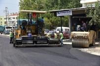 HASAN YAMAN - Turgutlu Küçük Sanayi Sitesinde Asfalt Çalışmaları Başladı