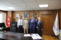 MUSTAFA ÖZTÜRK - TÜRKTAY Başkanı Saraç Ankara'da