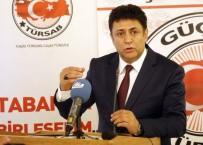 YAŞ SINIRI - TÜRSAB Başkan Adayı Hasan Erdem Açıklaması 'Birlik Ve Beraberliği Sağlamalıyız'