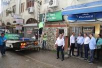 ESNAF ODASı BAŞKANı - Uşak'ta Alkollü Mekanlar Şehir Dışına Taşındı