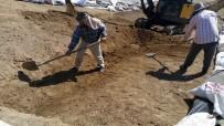 Yayladağı'nda Su Taşkınlarını Önlemek İçin Göletler Onarılıyor