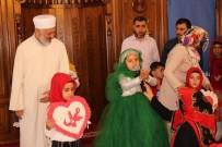 İŞARET DİLİ - Yaz Kur'an Kursları Öğrencilerinden Dönem Sonu Gösterisi