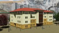 İSMAIL ÇORUMLUOĞLU - Yeni Okul Binası Tarihin İzlerini Taşıyacak