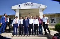 ANKARA VALİSİ - Zabıta'ya Yeni Hizmet Binası