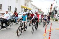 BİSİKLET TURU - 18. Sürmeli Etkinliğinde Yozgatlılar Pedal Çevirdi