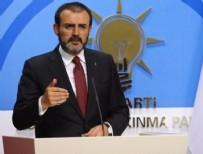 GAZI MUSTAFA KEMAL - AK Parti'den Ayhan Oğan açıklaması
