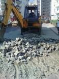 YOL YAPIMI - Akçakoca'da Yol Çalışmaları Sürüyor